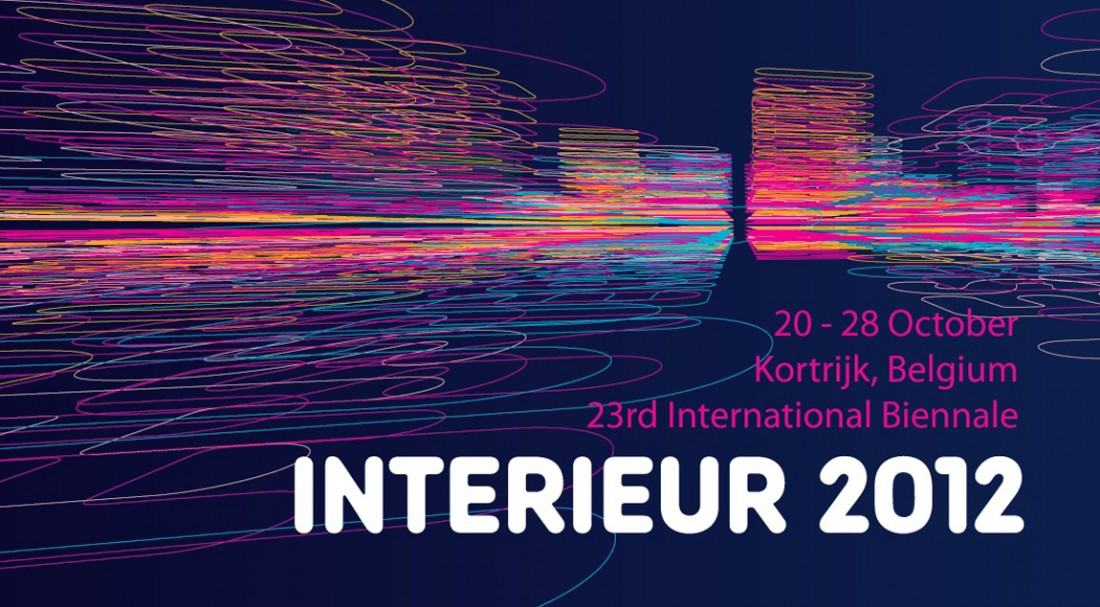 News andreas kowalewski design for Interieur kortrijk 2015