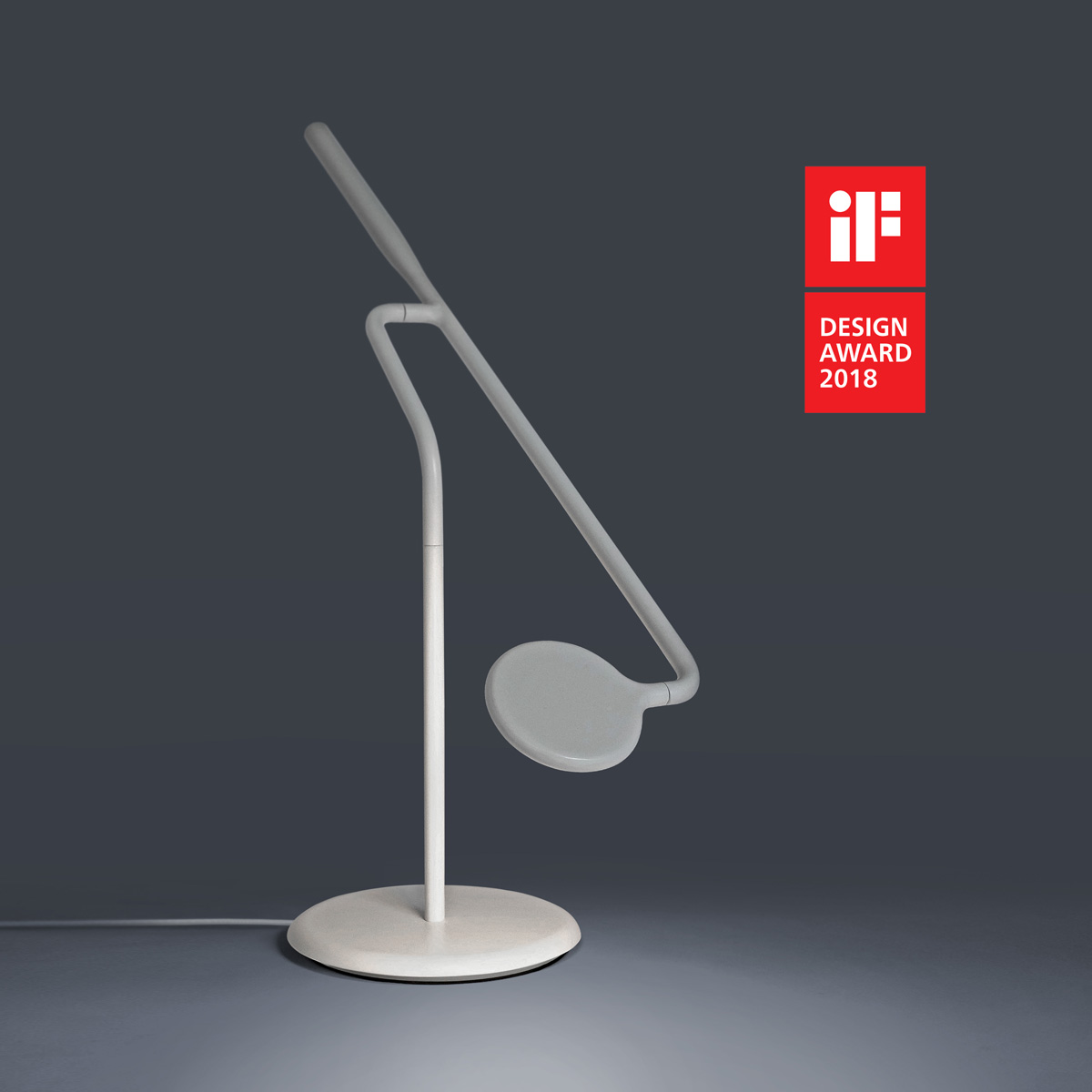 Flow Lamp For Normann Copenhagen Studio Kowalewski